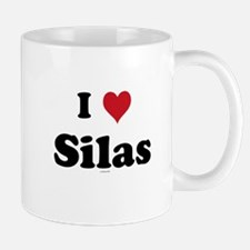 I love Silas Small Small Mug
