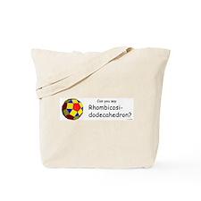 Unique Platonic Tote Bag