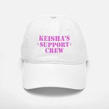 Keishs Support Crew Baseball Baseball Cap