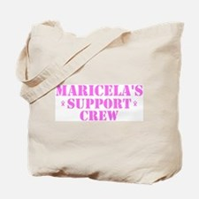 Maricels Support Crew Tote Bag