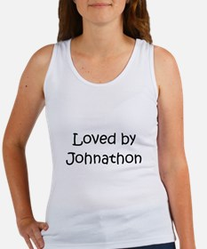 Cute Johnathon Women's Tank Top