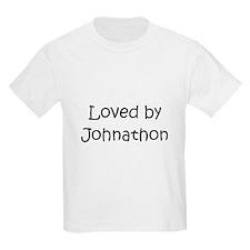 Cute Johnathon name T-Shirt