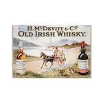 McDevitt's Irish Whiskey Magnets (10 pack)