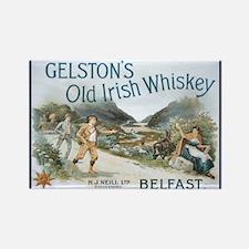 Gelston's Old Irish Whiskey Magnets (10 pack)