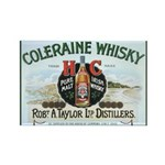 Coleraine Whiskey Magnets (10 pack)