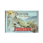 Boyd's Old Irish Whiskey Magnets (10 pack)