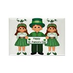 Happy St. Patrick's Day Magnets (10 pack)