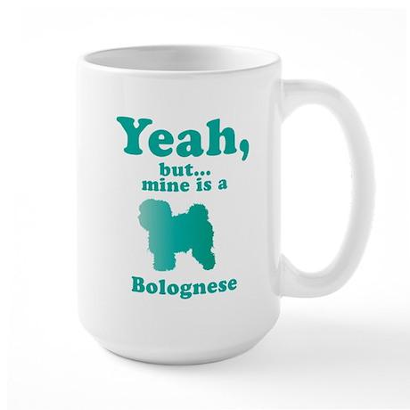Bolognese Large Mug