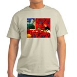 Harmony in Red Light T-Shirt