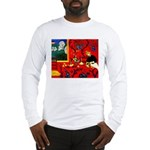 Harmony in Red Long Sleeve T-Shirt