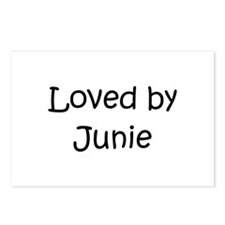 Cute Junie Postcards (Package of 8)
