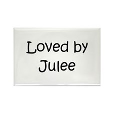 Unique Jules name Rectangle Magnet