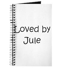 Unique Jules name Journal