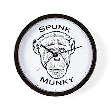 Munky Wall Clock