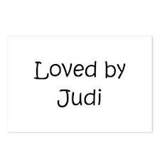 Cute Judi Postcards (Package of 8)