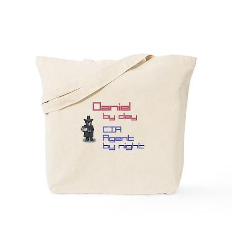 Daniel - CIA Agent by Night Tote Bag