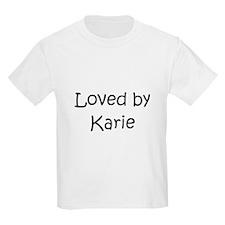 Funny Kari name T-Shirt