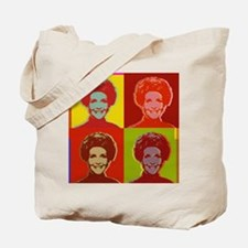 Nancy Reagan Tote Bag