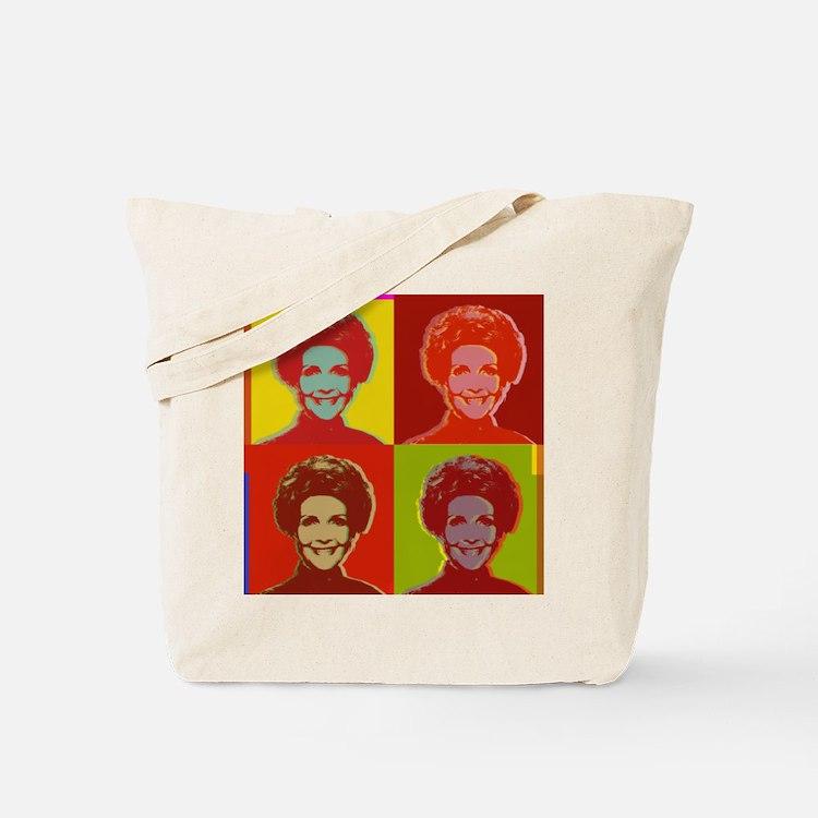 Nancy Reagan Tote Bag