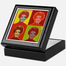 Nancy Reagan Keepsake Box