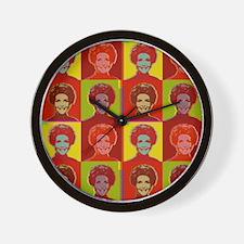 Nancy Reagan Wall Clock