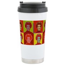 Nancy Reagan Travel Mug