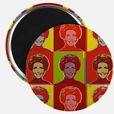 Nancy Reagan Magnet