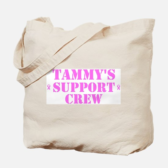 Tammy Support Crew Tote Bag