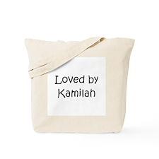 Funny Kamilah Tote Bag