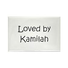Cool Kamilah Rectangle Magnet