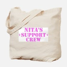 Nits Support Crew Tote Bag