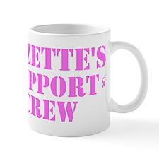 Suzette Support Crew Mug