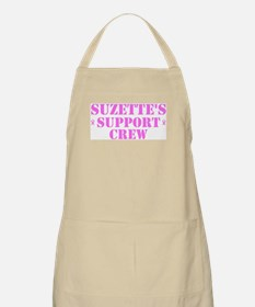 Suzette Support Crew BBQ Apron