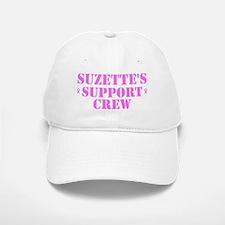 Suzette Support Crew Baseball Baseball Cap