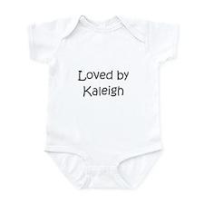 Cute Kaleigh Infant Bodysuit
