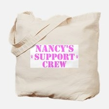 Nancy Support Crew Tote Bag