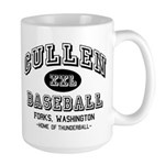 Cullen Baseball Large Mug