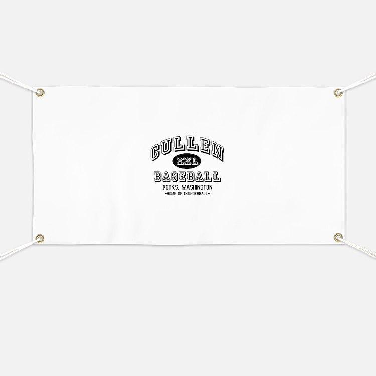 Cullen Baseball Banner