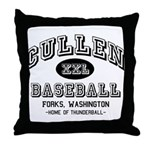 Cullen Baseball Throw Pillow