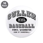"Cullen Baseball 3.5"" Button (10 pack)"