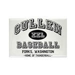 Cullen Baseball Rectangle Magnet