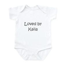 Unique Kaila Infant Bodysuit