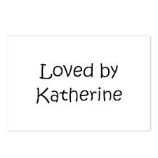 Cute Katherine Postcards (Package of 8)