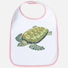 Hawksbill Turtle Bib