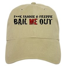BAIL ME OUT Baseball Cap