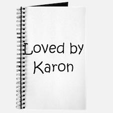 Cute Karon Journal
