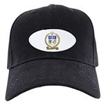 RATE Family Crest Black Cap