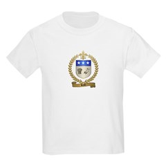 RATE Family Crest Kids T-Shirt