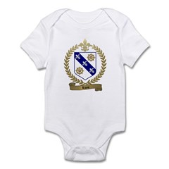 RIOU Family Crest Infant Creeper