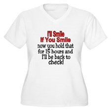 If You Smile T-Shirt